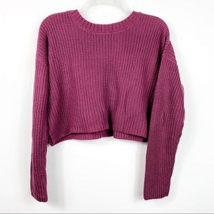 Forever 21 | Cropped Knit Sweater